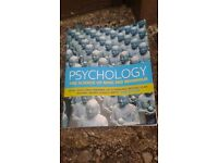 Psychology: The Science of Mind and Behaviour book
