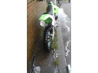 kx 250 for sale motorcross mx bike kawasaki not 125
