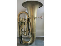 Pre WWII Henry Keat and Sons Eb tuba