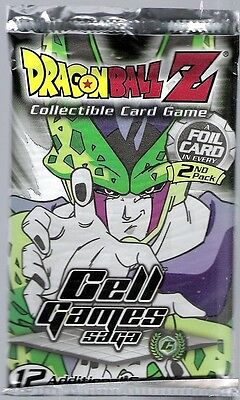 Dragonball Z CELL GAMES SAGA Booster Pack Factory Sealed DBZ Dragon Ball