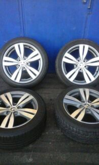 """Holden Commodore wheels and tyres 18"""" ve vf ssv sv6...."""