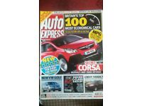 AUTO EXPRESS MAGAZINE # VAUXHALL CORSA # JUN 2007 # LOADS MORE MAGS AVAILABLE # BRAND NEW CONDITION