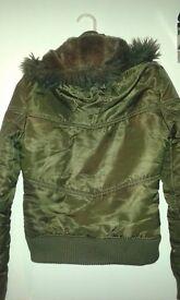 Stradivarius coat for women