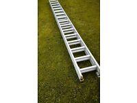 Heavy Duty Aluminium Ladders