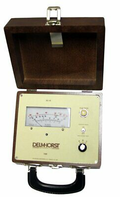 Delmhorst RC-1E Wood Moisture Meter - Package