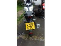 Lexmoto Street 125 + Lexmoto ZSX-F 125 LEARNER LEGAL SPARES OR REPAIRS