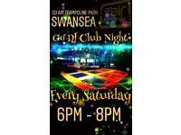 GO DJ Club Night - Go Air Trampoline Park Swansea