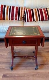small drop leaf table.