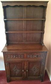 Welsh Dresser/Display Cabinet