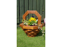 Basket planters top quality strong
