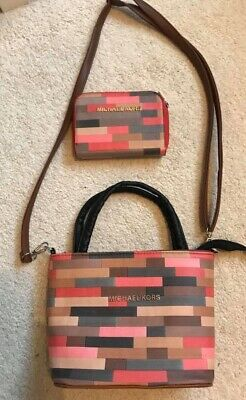 Not Genuine MK Matching bag and purse Michael Kors
