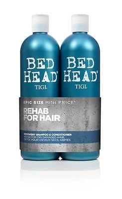 TIGI Bed Head Urban Antidotes Recovery Shampoo Conditioner TWEEN DUO 2x750ml