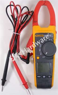 Fluke 374 True Rms Acdc Clamp Meter With Leads