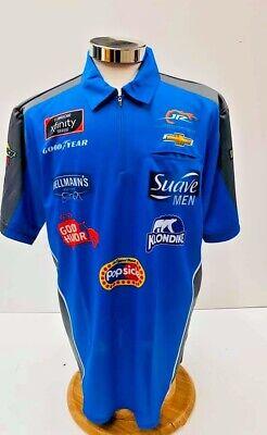NEW Size  X-LARGE craftsman Nascar TOYOTA Racing shirt