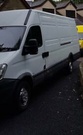 Iveco daily lwb 2.3 hpt 59 plate