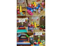 LittleTinkers Party Hire, Childrens and Toddlers Toys and Equipment hire, Bouncy castle, Soft Play