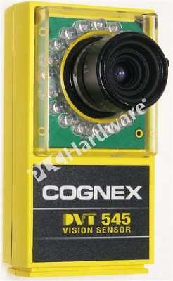 Cognex Dvt545 Vision Sensor 640x480 Ramflash 6416 Mb 24v Dc