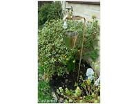 Solar Tap With Bucket Planter