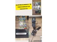 Xbox 360 120gb Inc 2 controllers also seperate games bundles ages 3 -18