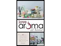 Brand New Self Employed/Own Business Opportunity - Candles and Home Fragrance