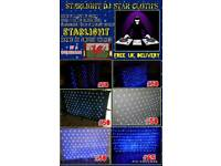 DJ STAR CLOTH TO FIT 4FT DJ STAND