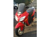 2010 E-Rider T4000 Electric Moped - Only 1k Miles - 60mph - Learner Legal