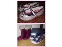 Girls Footwear Bundle