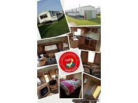 *** TO LET *** 6 Berth Caravan In Chapel St Leonards ... 2 Minutes From The Beach
