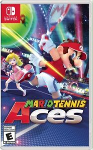 Brand NEW, sealed, Mario Tennis Aces for Nintendo Switch