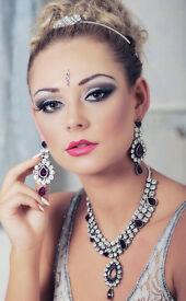 Bridal Makeup Artist & Hairstylist, Christmas Party Makeup & Arabic makeup ,Leeds, Bradford,Morley