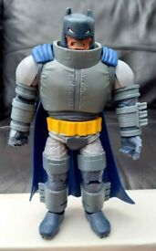 Rare DC Armored Dark Knight Returns Batman