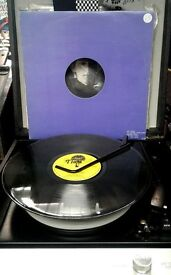 Barrington Levy – Here I Come, VG, 12 inch single, released on Time Records, Cat No TR009.