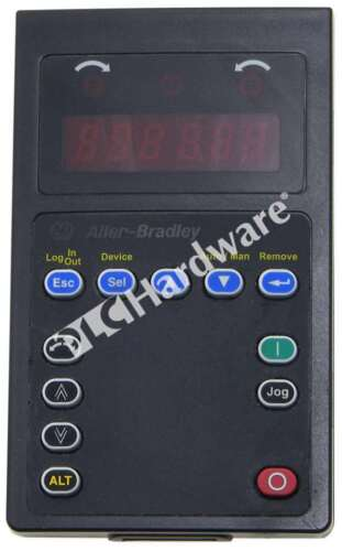 Allen Bradley 20-HIM-A1 /A PowerFlex HIM LED Display Numeric Keypad