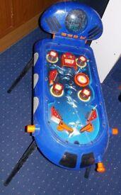 pinball machine (mains operated )