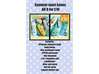 WOW!! Get your Avon summer ready pack now!