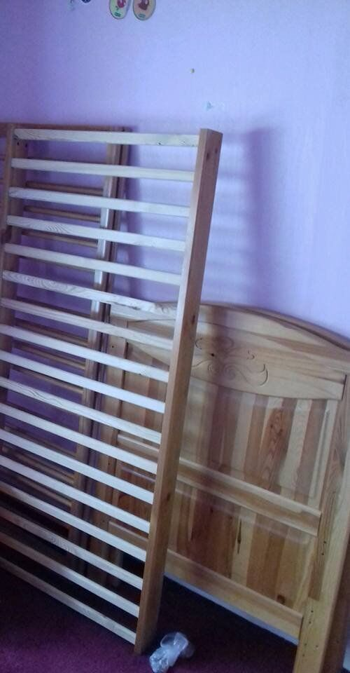 Baby's Cot bed great condition (House Clearance)