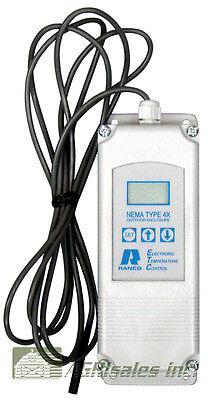 Ranco Etc-141000-000 Electronic Temperature Control Digital Thermostat