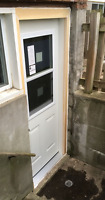 Window Door - Installation Service