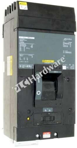 Schneider Electric LH36300 Square-D LH Molded Case Circuit Breaker 3P 600V 300A