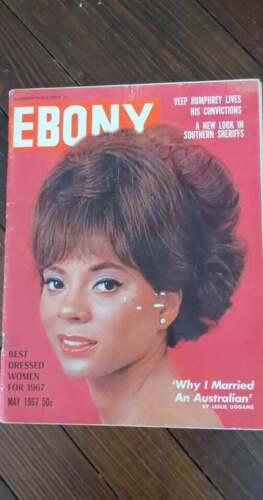 Ebony Magazine 1967