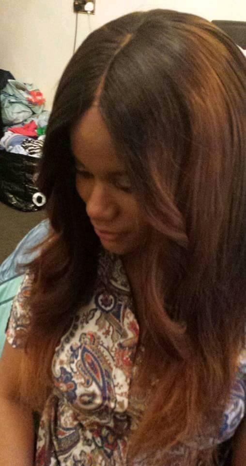 Mobile Hairdresser Expert In Afro Caribbean And European Hair Makeup Artist