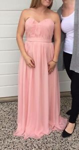 Bridesmaid Dresses Blush/Dusty Pink x 3 Thornlands Redland Area Preview