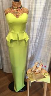 Eileen Kirby/ Bariano Ball Gowns Job Lot