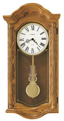 620-222 HOWARD MILLER DUAL CHIME WALL CLOCK LAMBOURN II  620222