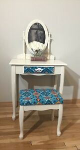 Mothers Day Gift  Refinished Vanity
