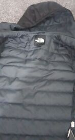 North Face jacket ( great condition )