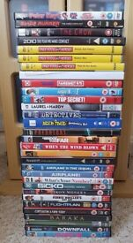DVD just for 0,50 each