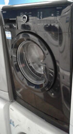 m341 black beko 6kg 1400spin A+ rated washing machine comes with warranty can be delivered