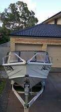 Alleycraft 425 navajo 35 hp johnson Engadine Sutherland Area Preview