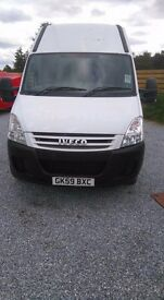 for sale this 2010 ford iveco daily 35s12 lwb